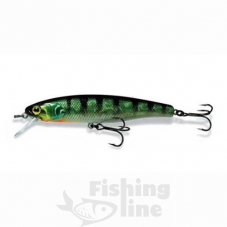 Воблер JACKALL Smash Minnow 100SP 16g hl blue gill